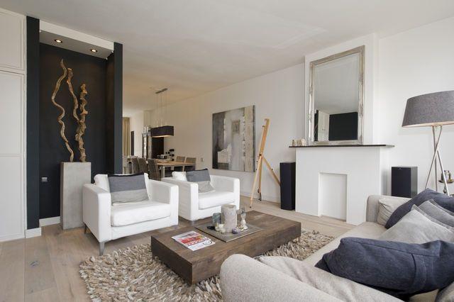 Woonkamer leenbakker woonideeen for Deco woonkamer moderne woonkamer