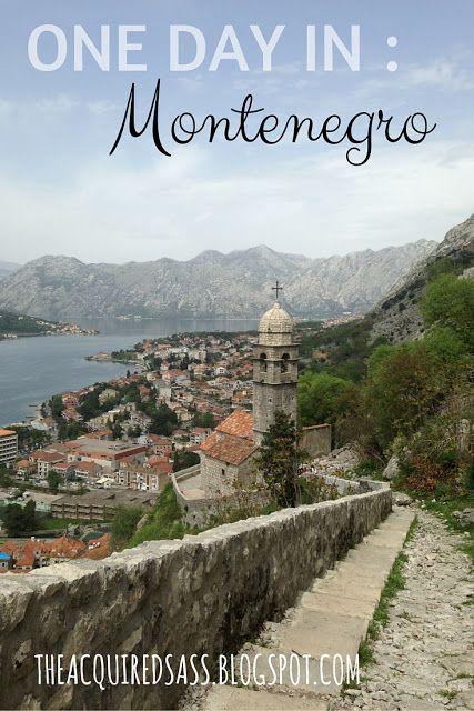 Montenegro Exploring The Bay Of Kotor