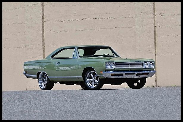 1969 Plymouth Satellite At Mecum Auctions Plymouth Satellite Classic Cars Muscle Dream Cars