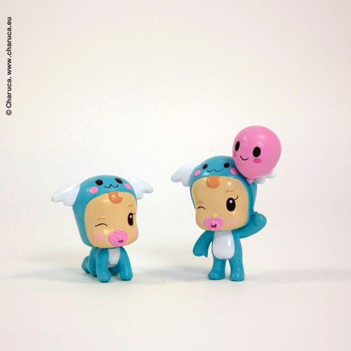 Mini Toys Collection by Charuca Vargas