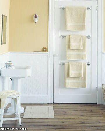 Un cuarto de baño especial.   Baño amarillo, Remodelar ...