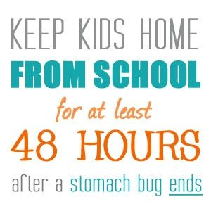 When To Send Kid Back To School After Flu