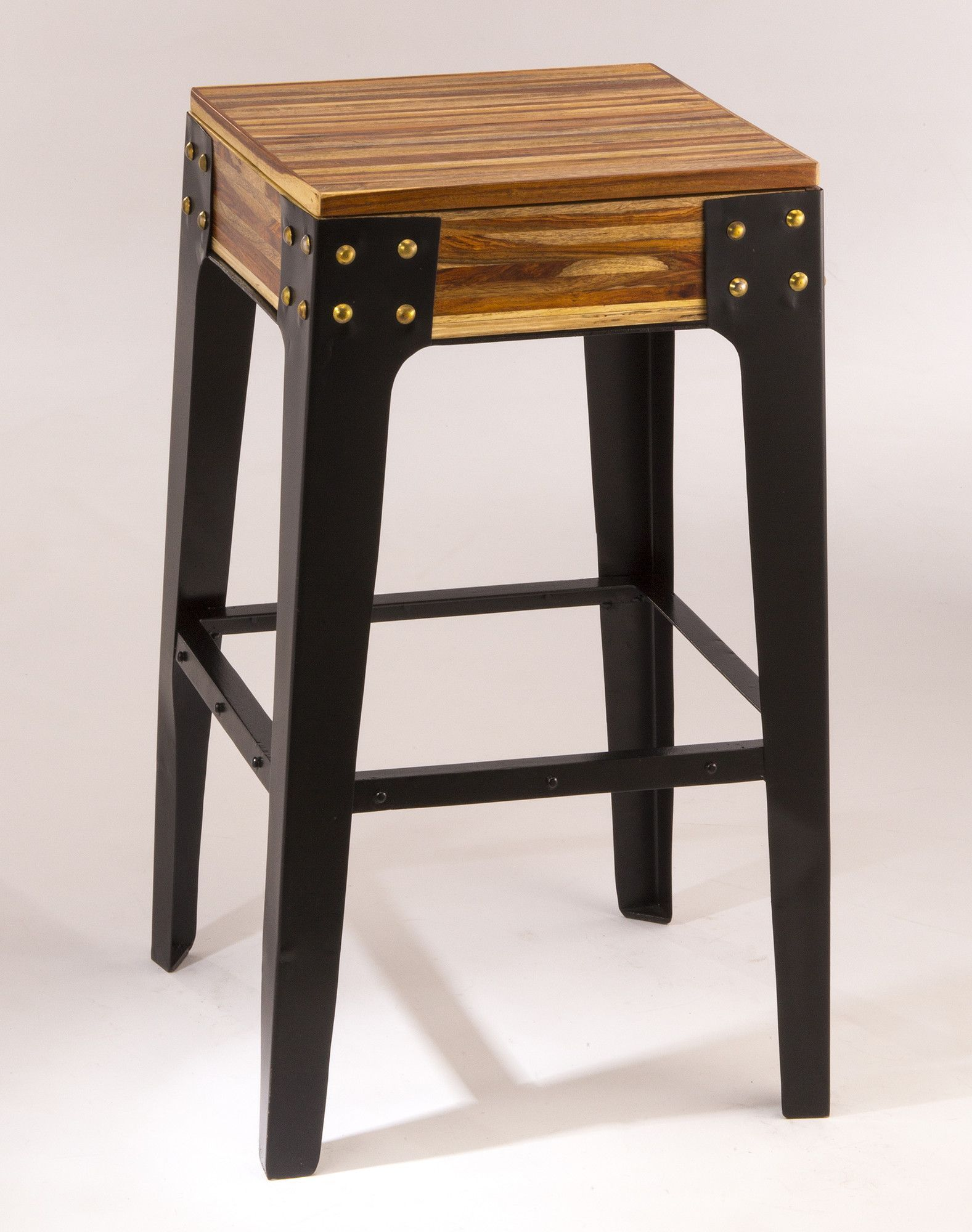 "Hickman 25"" Bar Stool"