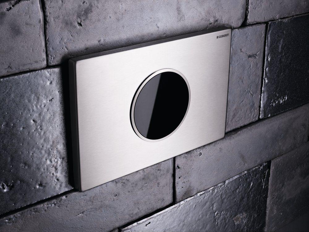 Urinoir In Badkamer : Geberit wc bedieningsplaat sigma10 infrarood www.geberit.nl