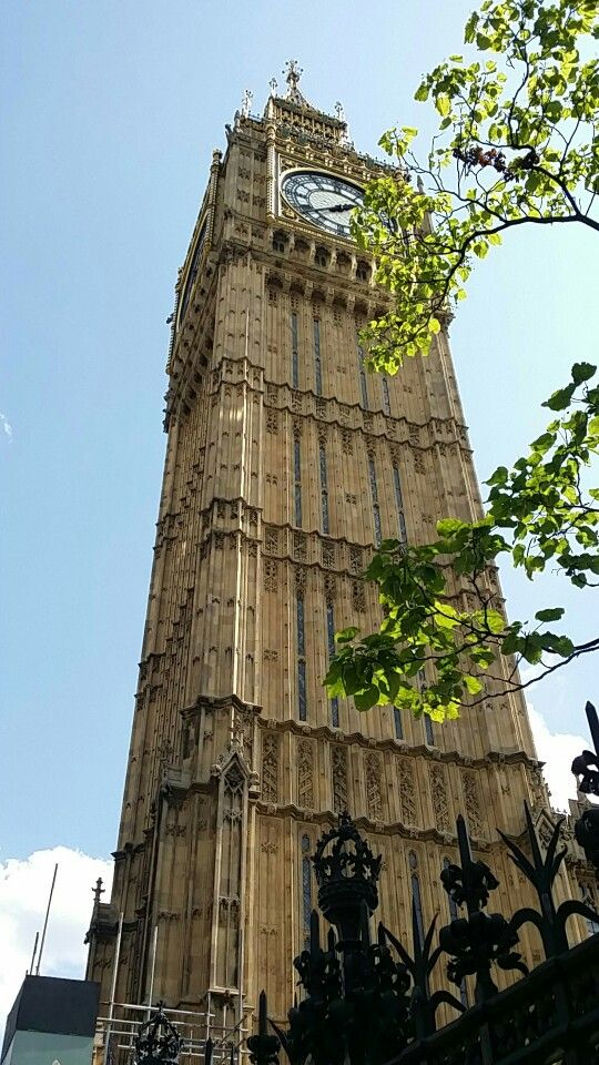 Big Ben via esthermuse