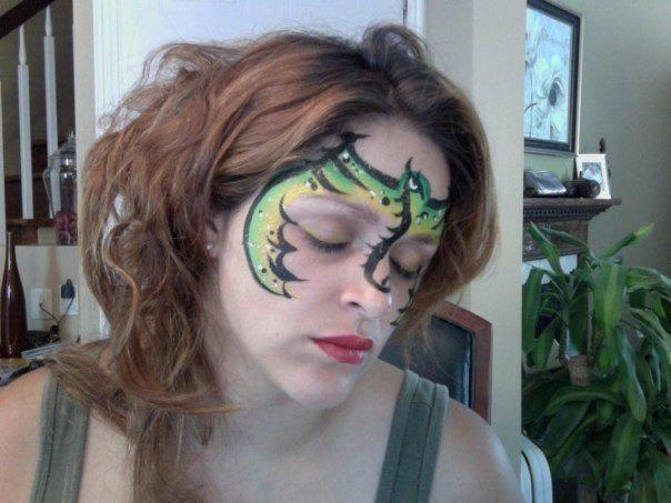 Créations Érika Tavernari: Maquillage artistique