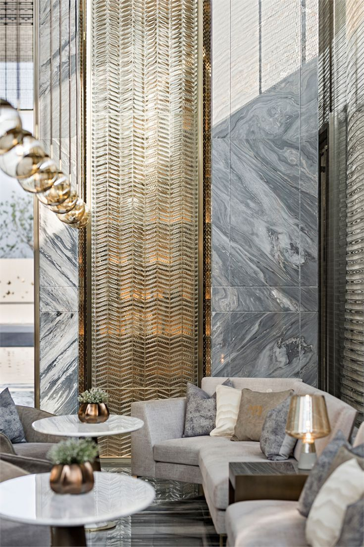 Modern Hotel Rooms Designs: Create A Luxurious Yet Modern Hotel Lobby Using These