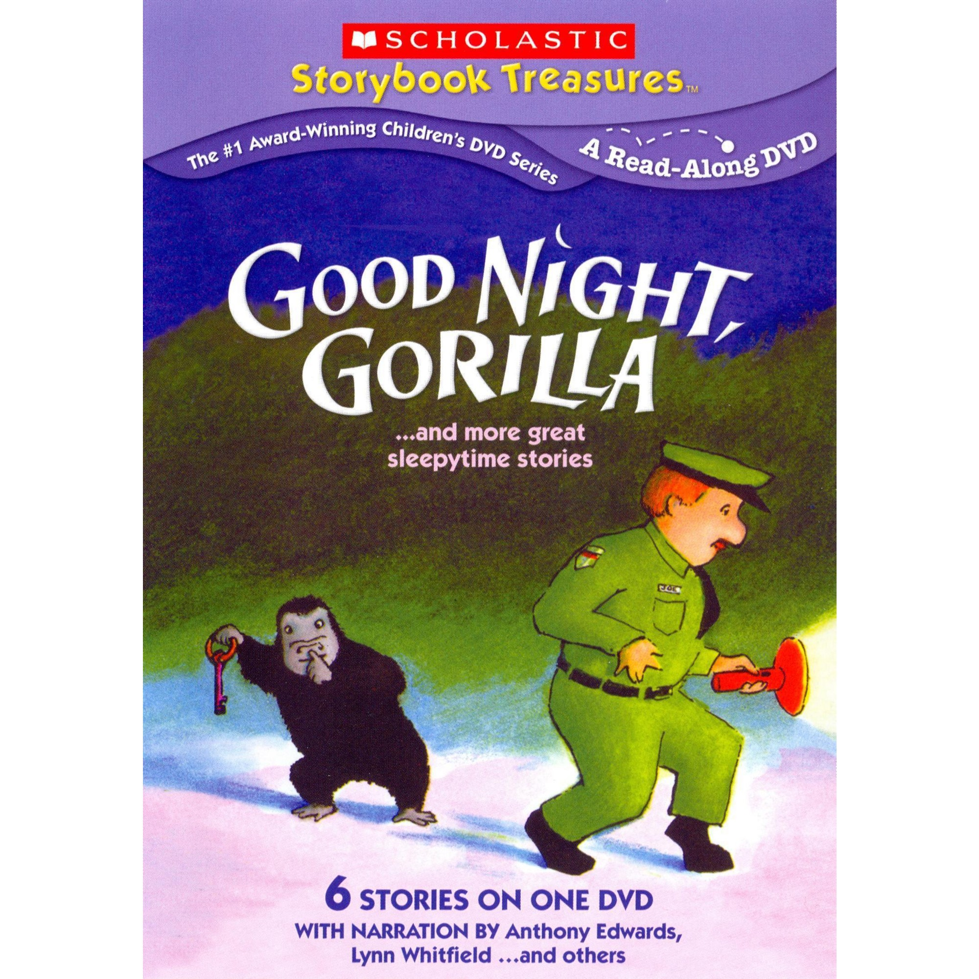 Good Night Gorilla And More Great Sleepytime Stories