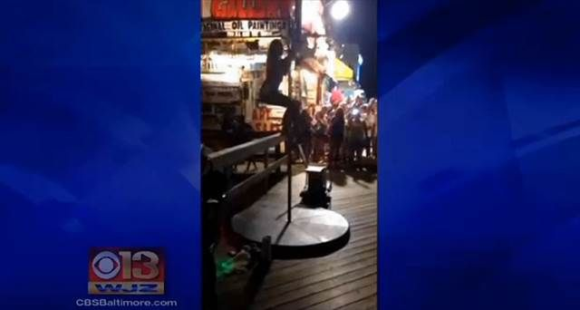 Ocean City considers regulating street performers after