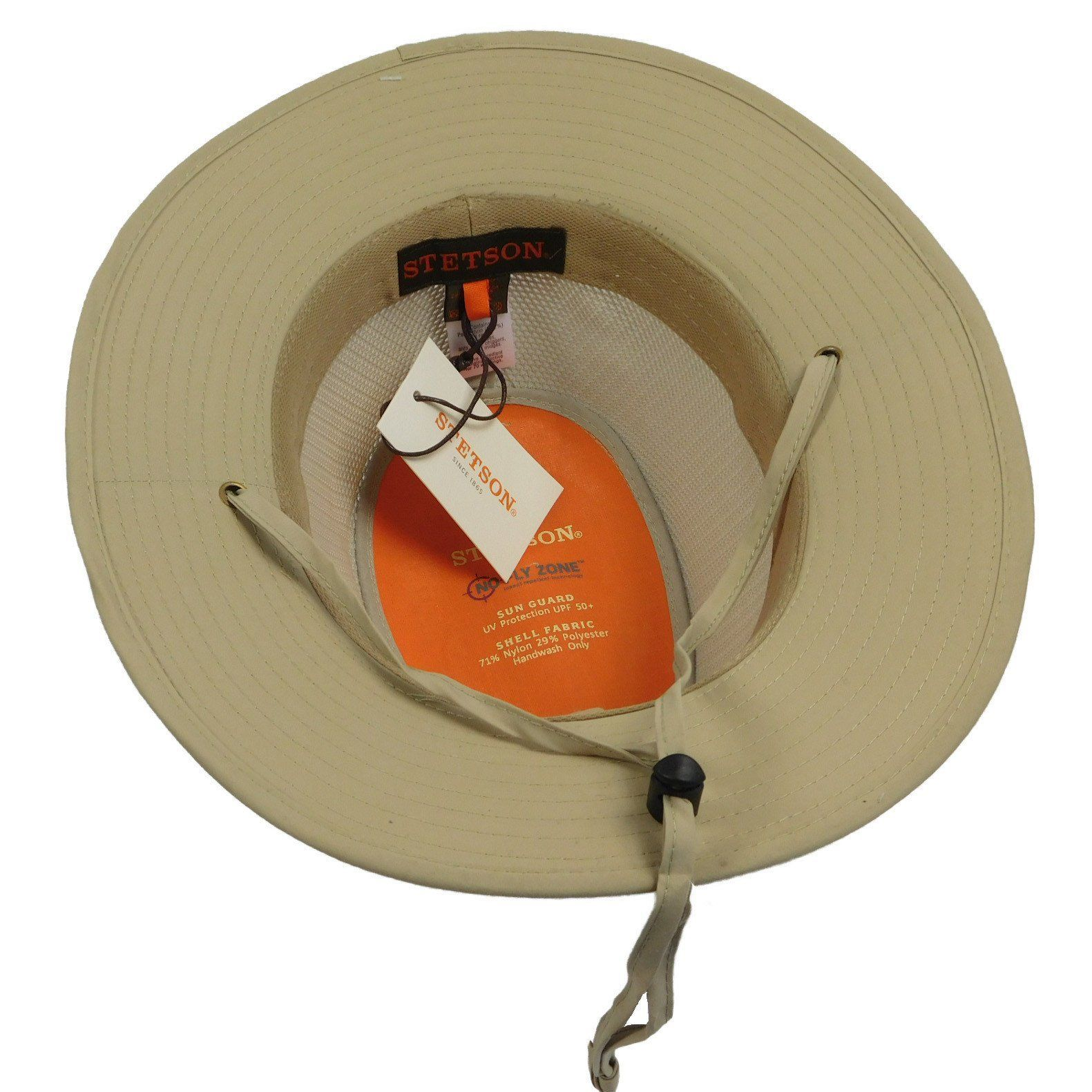 a047a8132 Stetson No Fly Zone Safari Hat | Products | Safari hat, Mosquito net ...