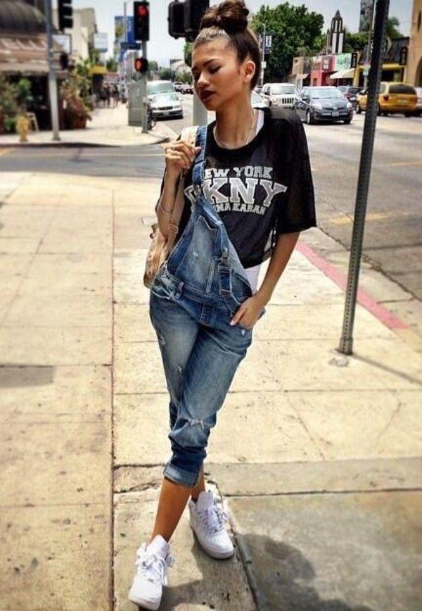 Zendaya Tommy Hilfiger Outfit Pants Google Search