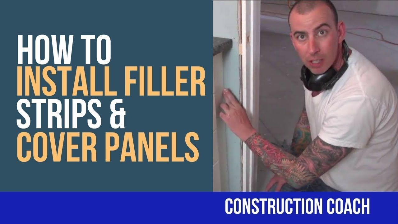 How To Install Filler Strips Cover Panels Diy Installing Cabinets Ikea Kitchen Ikea Kitchen Cabinets