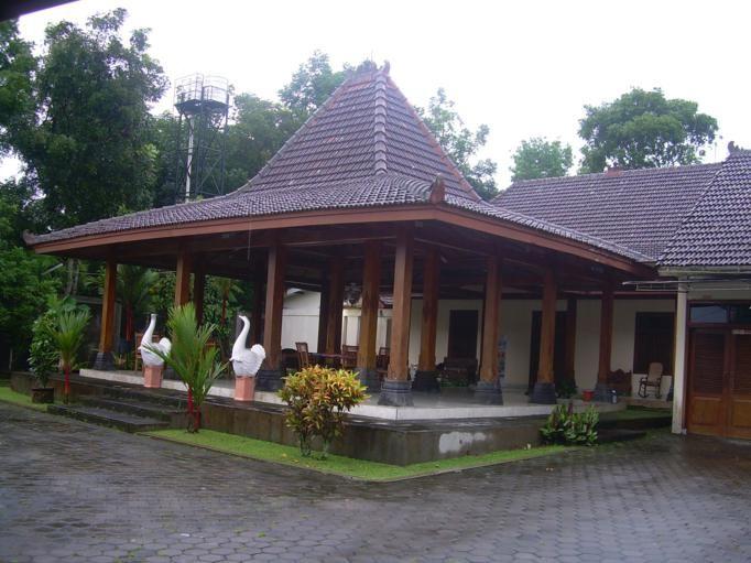 45 Desain Rumah Joglo Khas Jawa Tengah Indonesia adalah