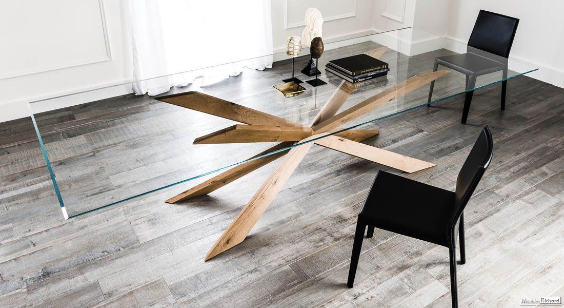 Table Cattelan Italia Magasin De Meubles Table Salle A Manger Table Design Bois Mobilier De Salon