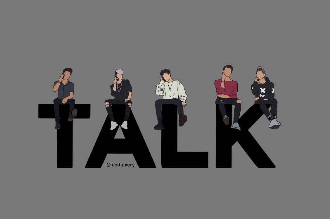 Why Don't We // Talk wallpaper (Desktop) Desktop