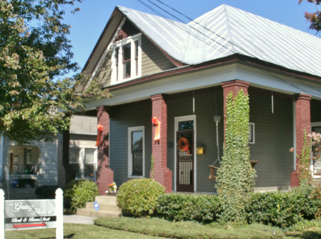 The Gray House Bed and Breakfast Come join us for some