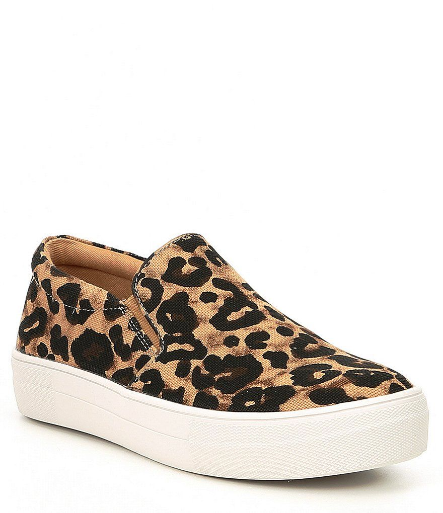 df239d48518 Steve Madden Gills Leopard Print Platform Sneakers in 2019 | Outfit ...