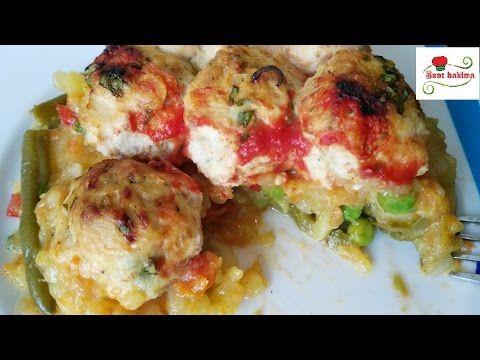 وجبة عشاء او غداء خفيفة صحية لذيذة سهلة و سريعة التحضير Youtube Food Breakfast Eggs