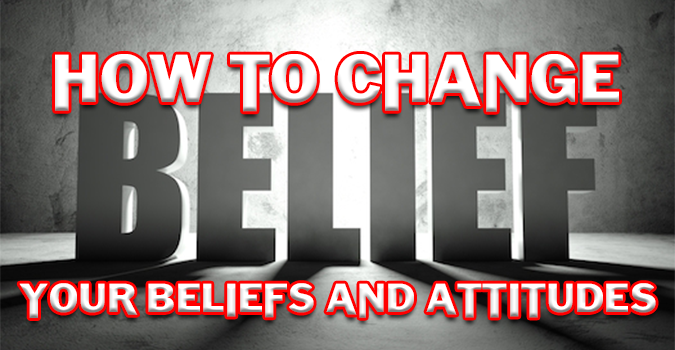 Your beliefs and attitudes shape your life! Your beliefs control your subconscious mind and if your beliefs are not in alignment, your subconscious mind will be sabotaging you and leading you away from success. In the article below you will learn how you can change your beliefs to better serve your purpose here and live a more fulfilling life. http://www.successwithseanya.com/how-to-change-your-beliefs-and-attitudes/