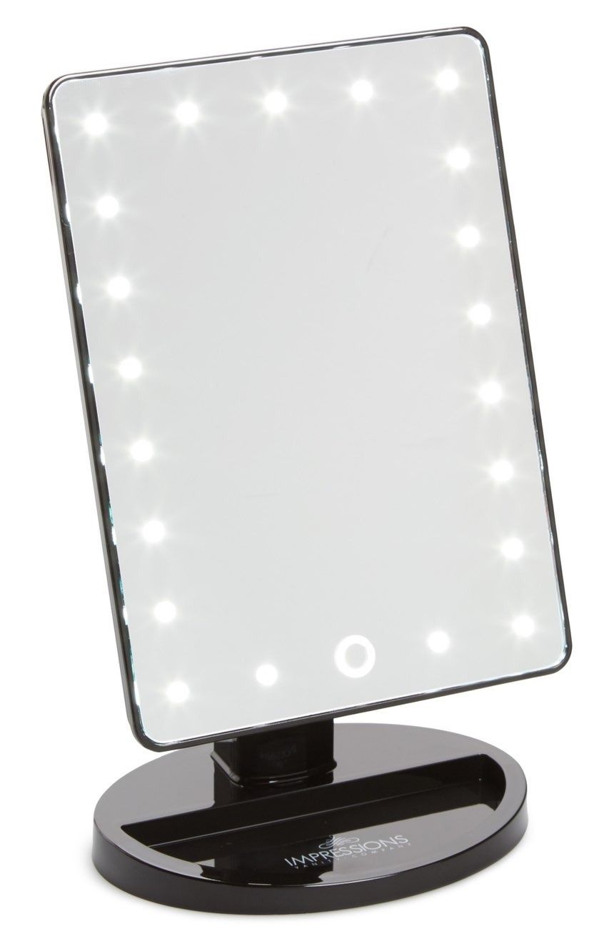 Impressions Vanity Co Touch 2 0 Led Vanity Mirror Light