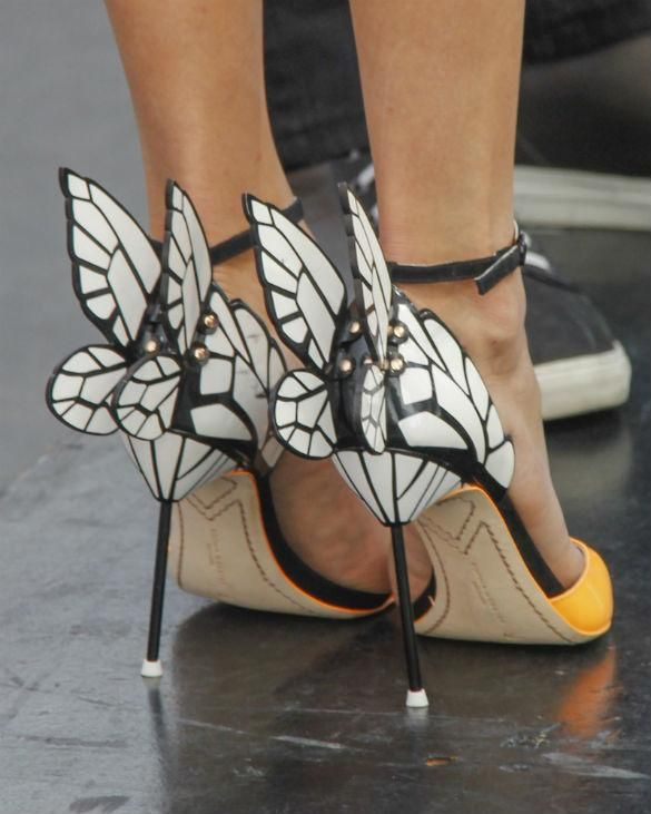 Sophia Webster Butterfly Shoes 2014 - Always in Trend | Always in Trend