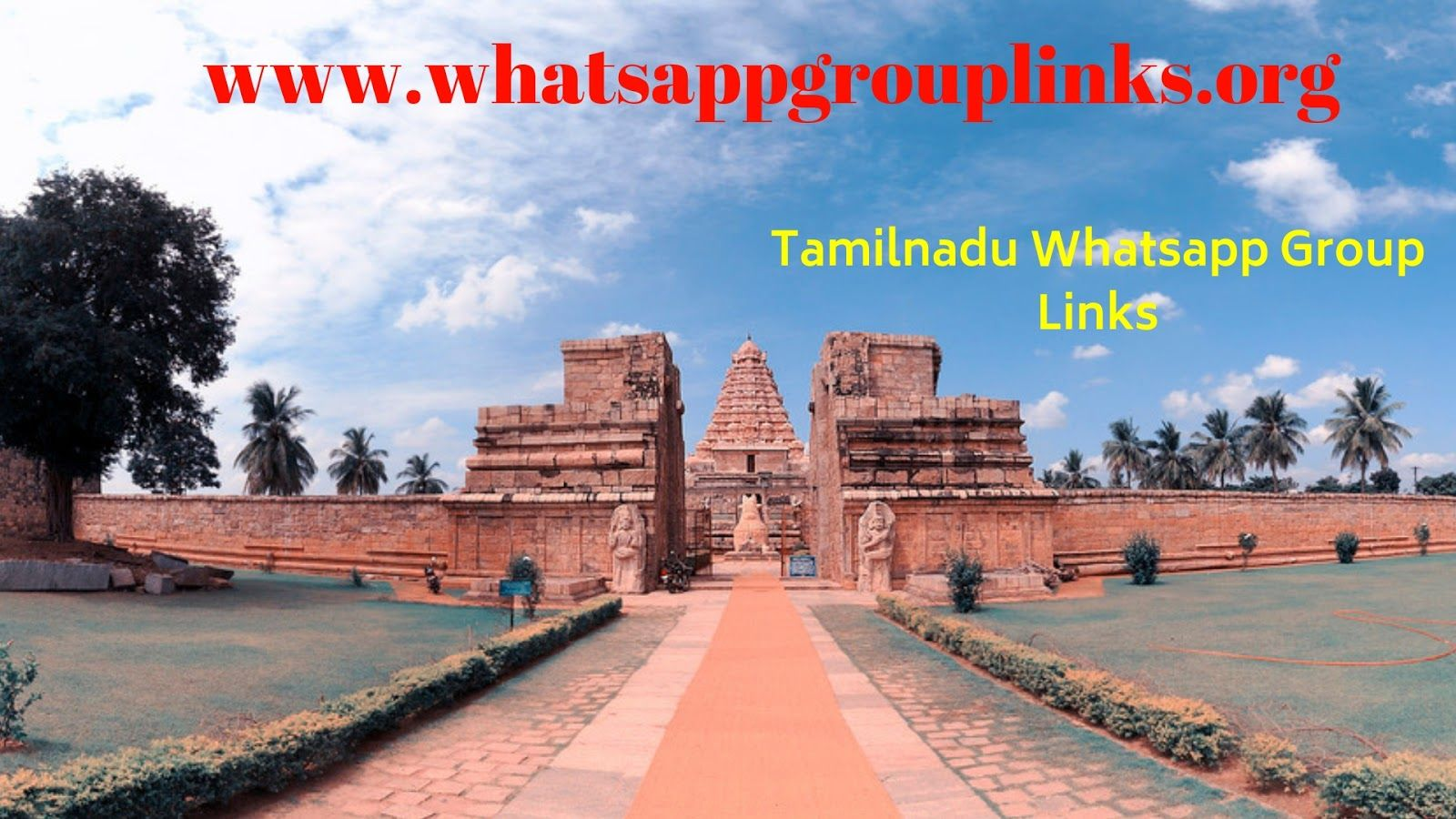 Join Tamilnadu Whatsapp Group Links List | tamilnadu