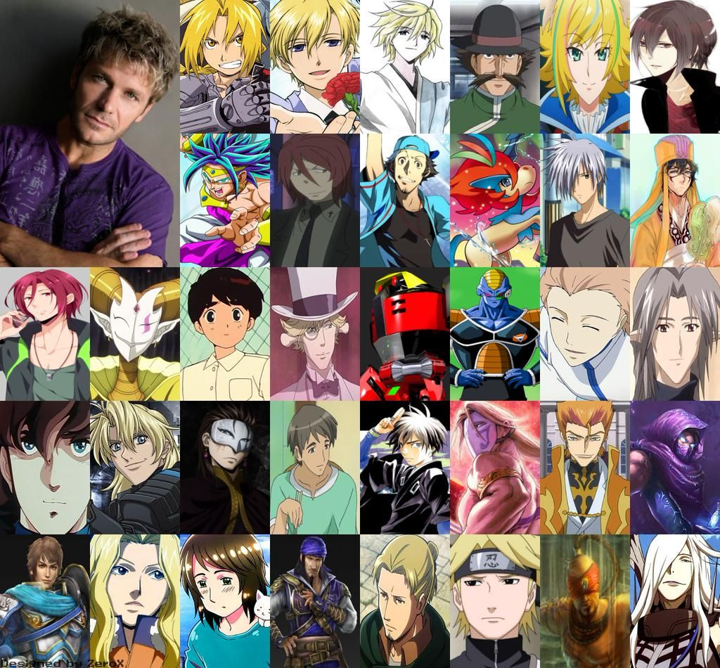 Henry yizhen on voice actor anime and soul eater