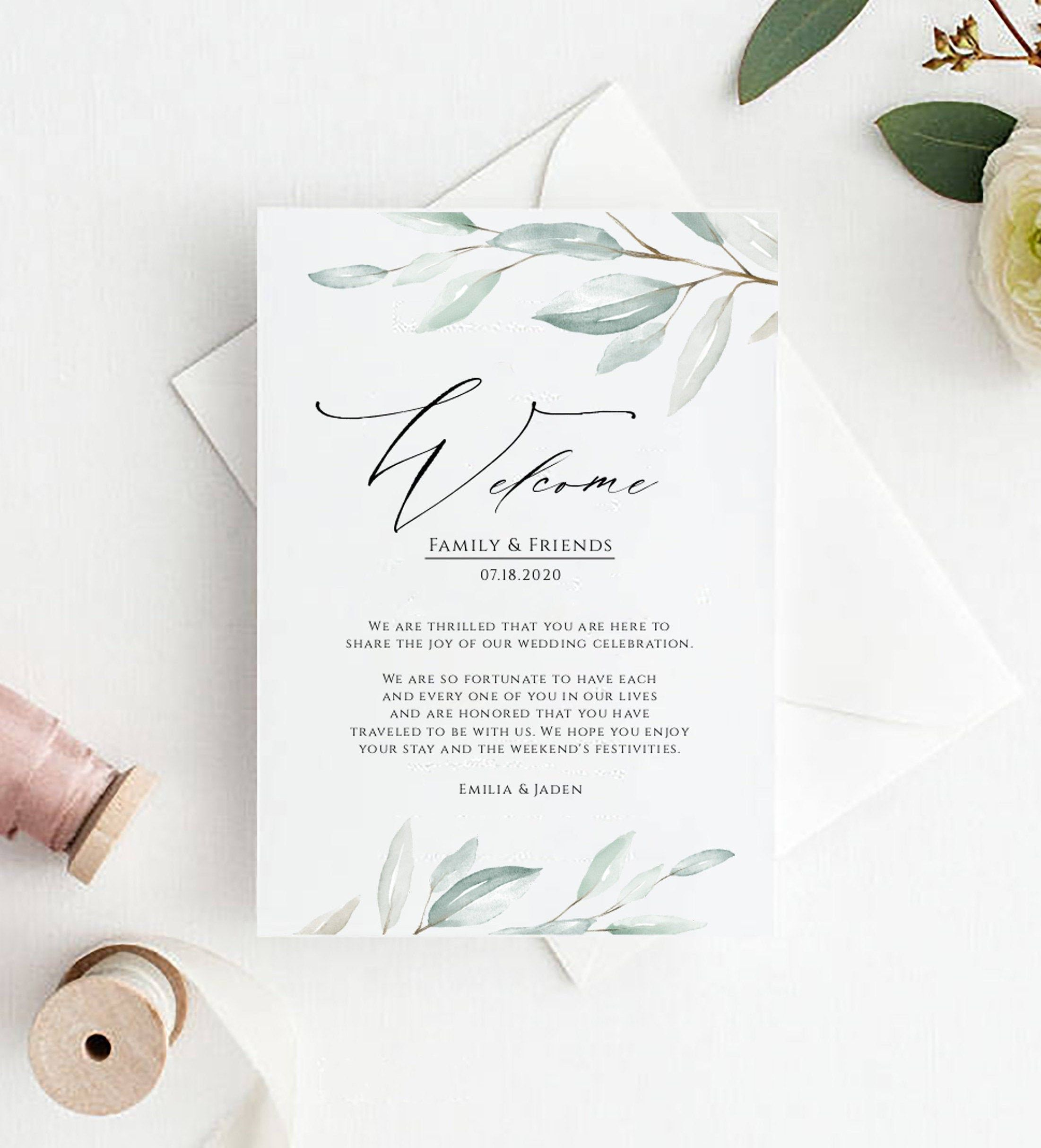 Greenery Wedding Timeline Event Download, Wedding Day Timeline Greenery, Printable Timeline, Wedding Itinerary, Order Of Events, Templett #excelwordaccessetc