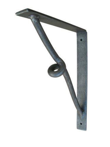 "Shoreline 11X14"" Heavy Duty Decorative Metal Angle Support Corbel /Bracket for Granite, Shelf & more-Black Matte Shoreline Ornamental Iron http://www.amazon.com/dp/B009ABCLKW/ref=cm_sw_r_pi_dp_79wVtb1N7VY796TA"