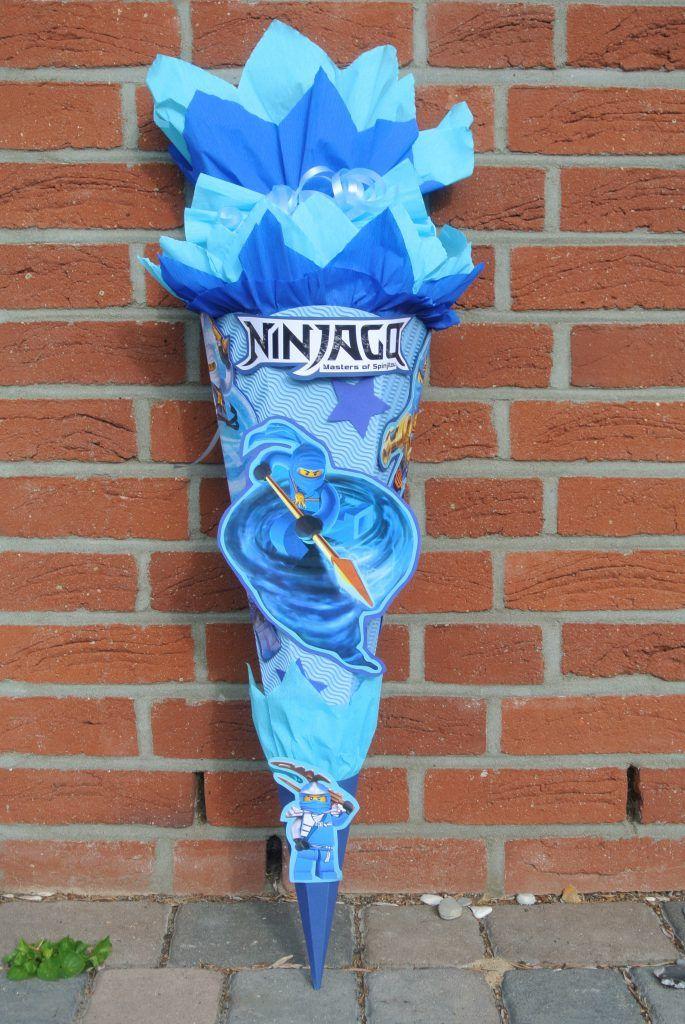 wunschschultüte mit ninjago  schule lego ninjago figuren