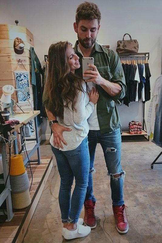 6ea80d206 Vanessa Grimaldi wearing Zcd Montreal Senna Sneakers Nick Viall And  Vanessa, Casual Jeans, Star