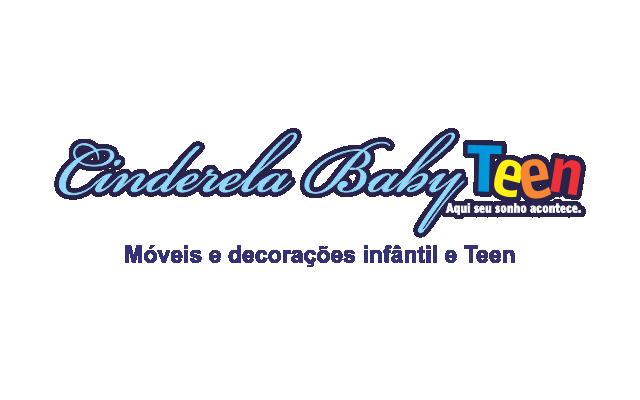 Logomarca para Cinderela Baby Teen. Moveis e acessórios infantis.