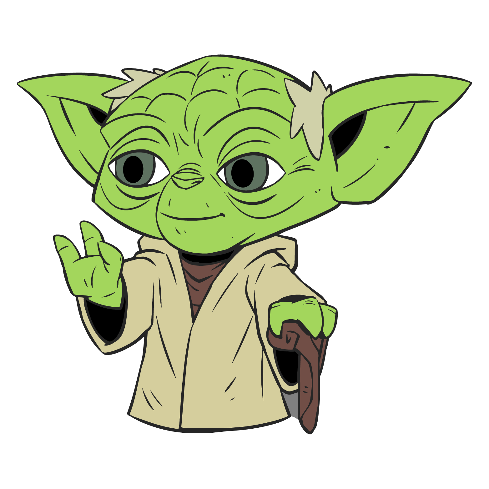 Yoda Clipart Cliparts Galleries Clip art, Yoda clipart