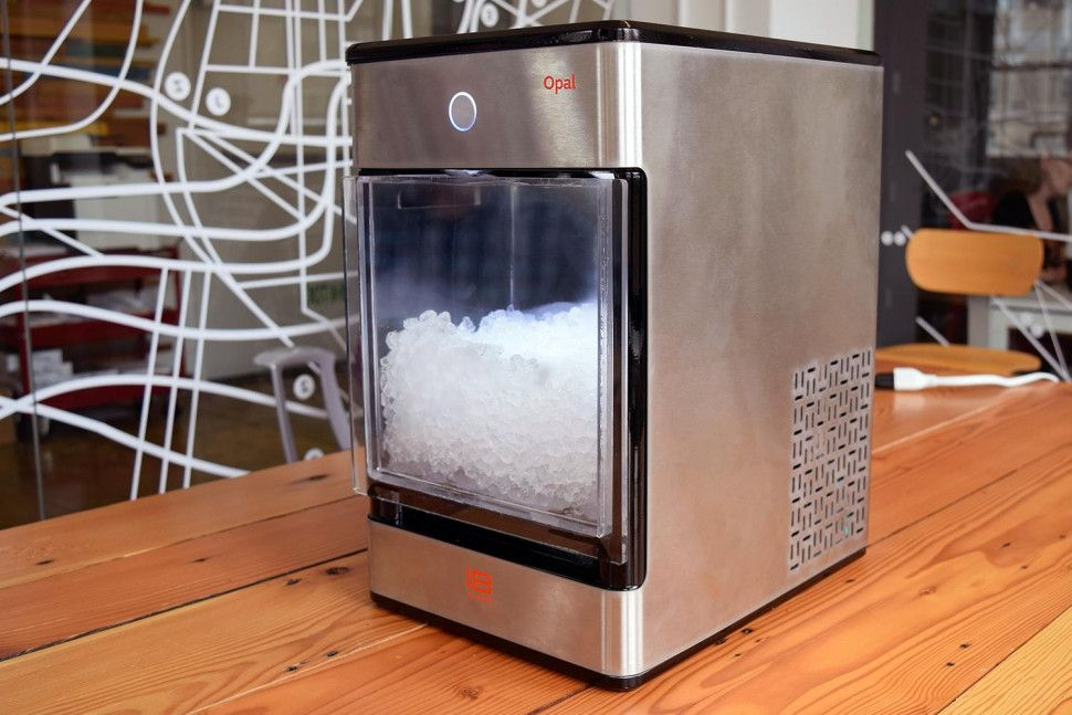 Ge S Nugget Ice Maker Is A 500 Indiegogo Wonder Nugget Ice