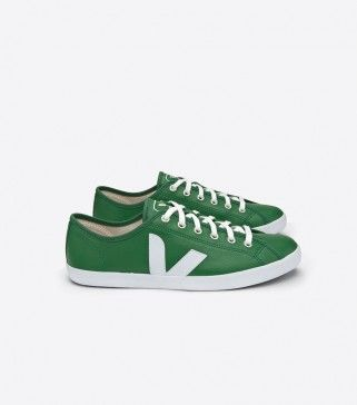 TAUA LEATHER GREEN