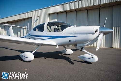 2004 Diamond DA40-180 for sale in NC United States => www.AirplaneMart.com/aircraft-for-sale/Single-Engine-Piston/2004-Diamond-DA40-180/14946/