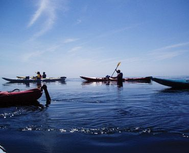 Want to kayak? - Book your stay at Lutsen Resort. 800-258-8736