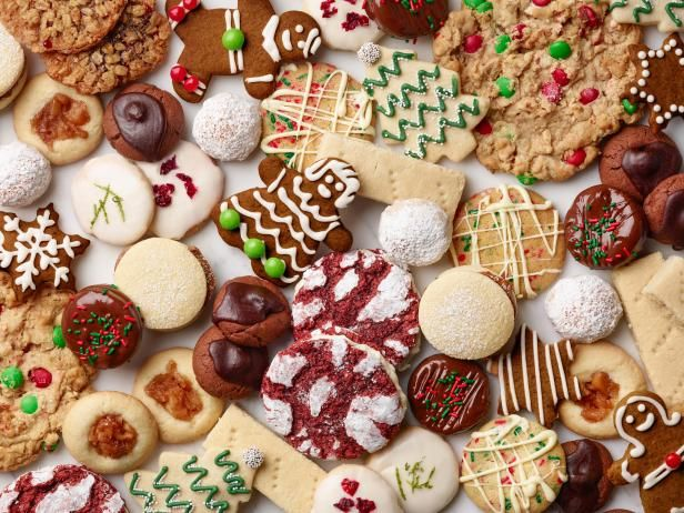 All star holiday cookie recipes food network foods christmas all star holiday cookie recipes food network forumfinder Image collections