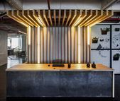 Elegant Offices Designed by the Architectural Firm Turman Roman in Tel Aviv, Isr…