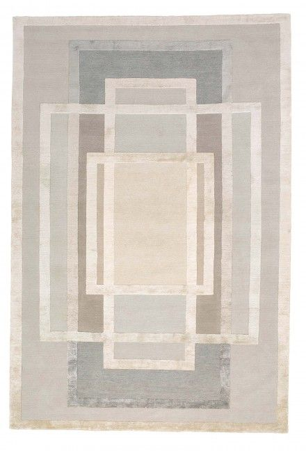 Platinum By David Rockwell For The Rug Company Art Deco Rugs
