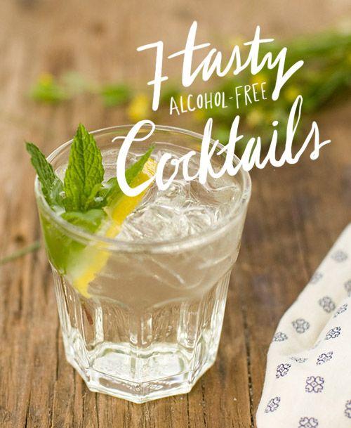 Delicious Non-Alcoholic Drinks - Design*Sponge