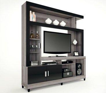 Kidoz Plasma Tv Cabinet Runda Furniture Sala