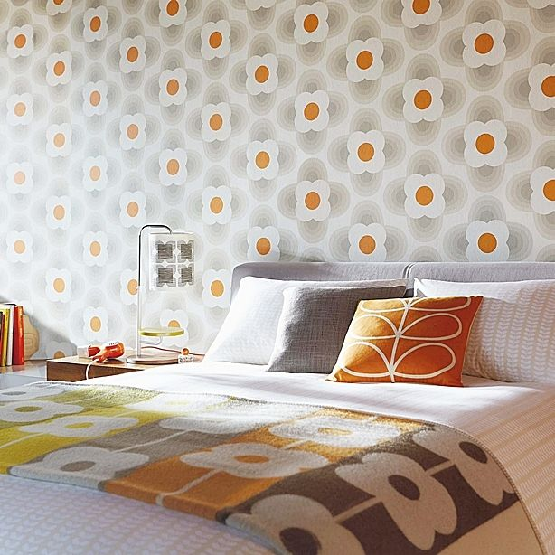 Bedroom Cabinet Designs Curtains Images For Bedroom Latest Bedroom Colour Orla Kiely Wallpaper Bedroom: Retro Style Home Decor By Orla Kiely 14