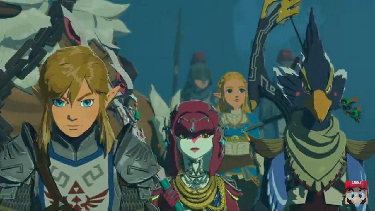 Hyrule Warriors Age Of Calamity Zelda Hyrule Warriors Hyrule Warriors Hyrule Warriors Link