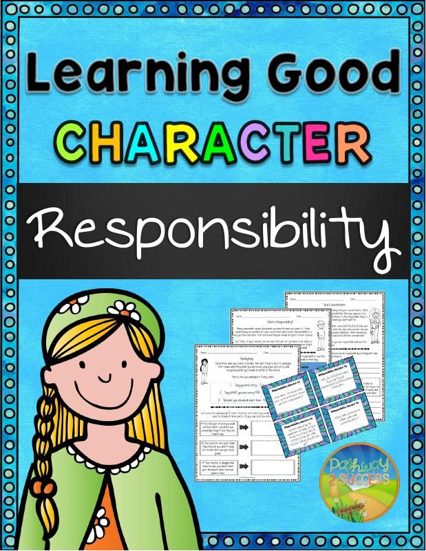 Teaching Guide: RESPONSIBILITY - Character Education ...