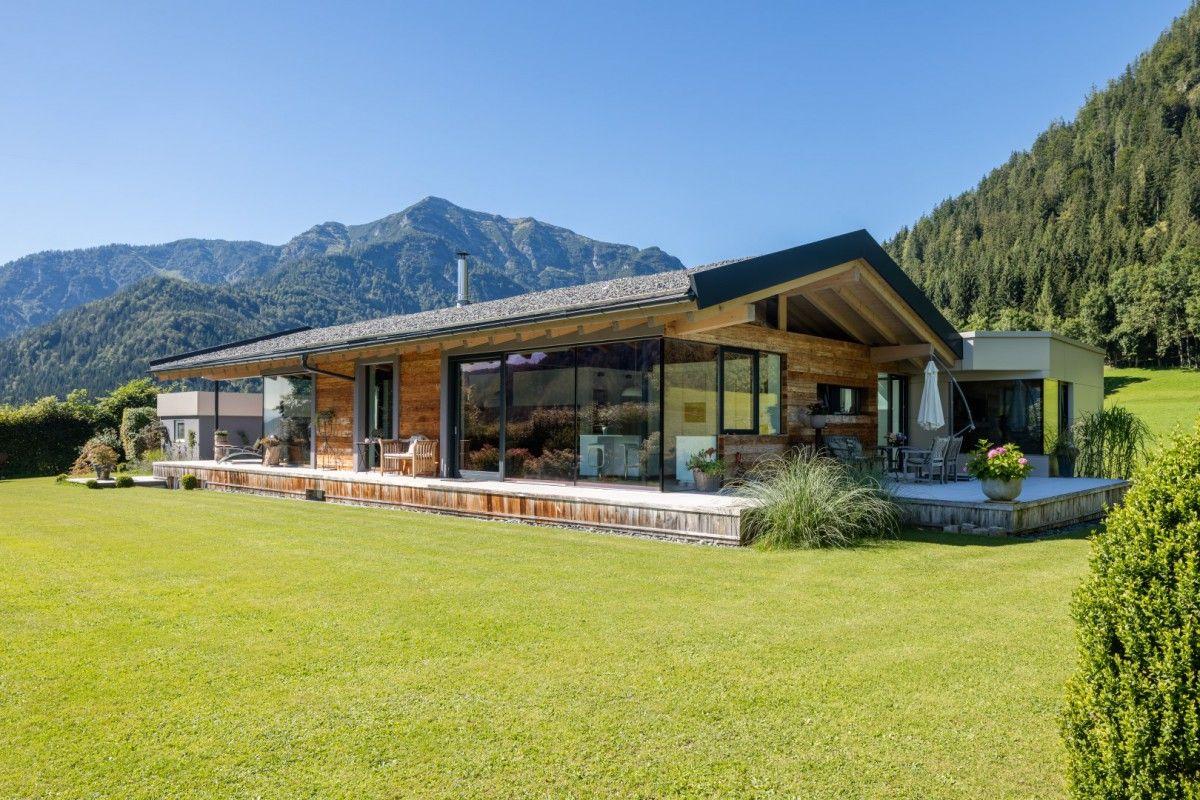 Hk Architektur St Johann In Tirol Haus F F Bungo