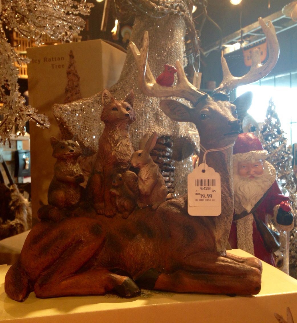Christmas Display/Cracker Barrel Gift Shop | Cracker ...