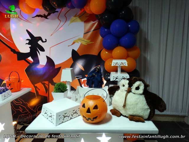 Decoracao De Halloween Para Festa De Aniversario.Decoracao Festa De Aniversario Halloween Festa Halloween