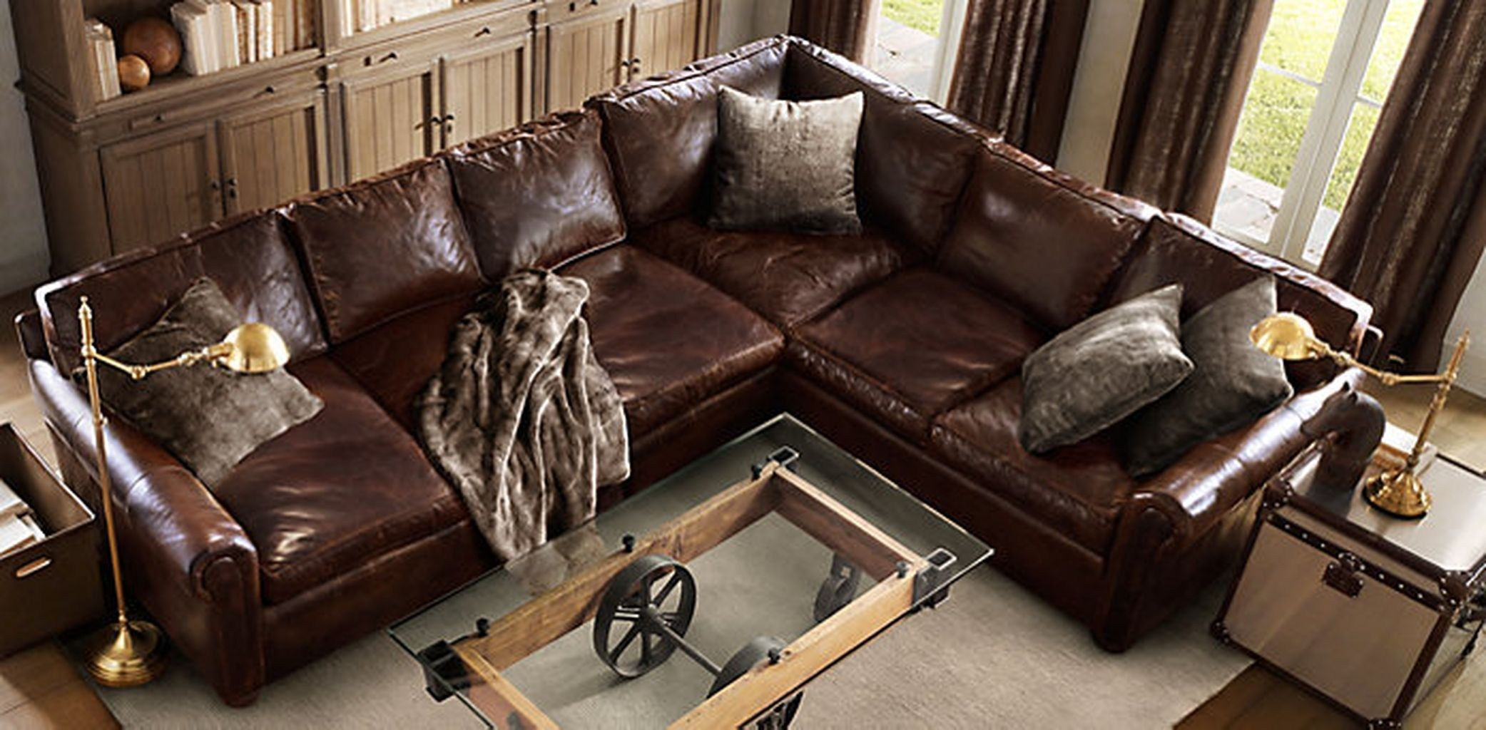 30 Stunning Deep Seated Sofa Sectional to Makes Your Room