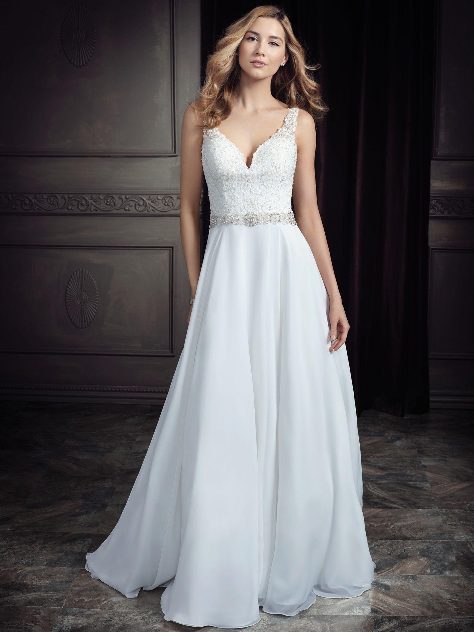 Ella Rosa Style BE327 weddingdress bridal Wedding